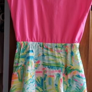 Girls L Lilly Pulitzer dress